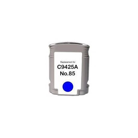 Cartucho  De Tinta Compatible HP 85 cian C9425A