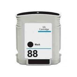 Cartucho  De Tinta Compatible HP 88XL negro C9396AE