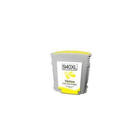 Cartucho  De Tinta Compatible HP 940XL amarillo C4909AE