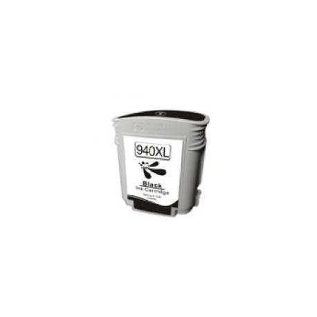 Cartucho  De Tinta Compatible HP 940XL negro C4906AE
