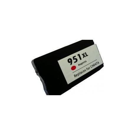 Cartucho  De Tinta Compatible HP 951XL magenta CN047AE