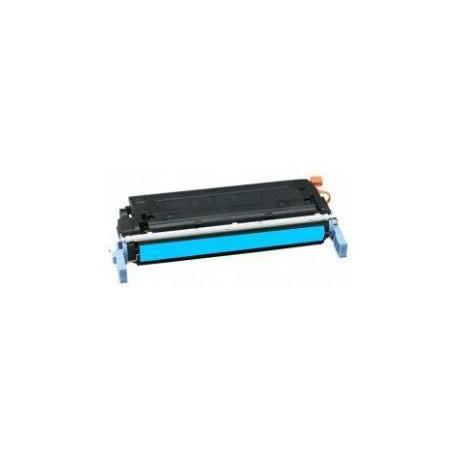 Toner Compatible HP 641A cian C9721A