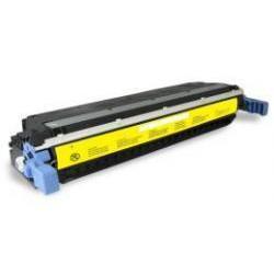 Toner Compatible HP 645A amarillo C9732A