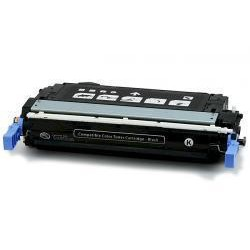 Toner Compatible HP 642A negro CB400A