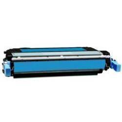 Toner Compatible HP 642A cian CB401A