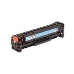 Toner Compatible HP 304A cian CC531A