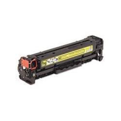 Toner Compatible HP 304A amarillo CC532A