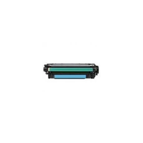 Toner Compatible HP 504A cian CE251A