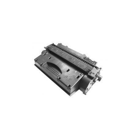 Toner Compatible HP 5X negro CE505X