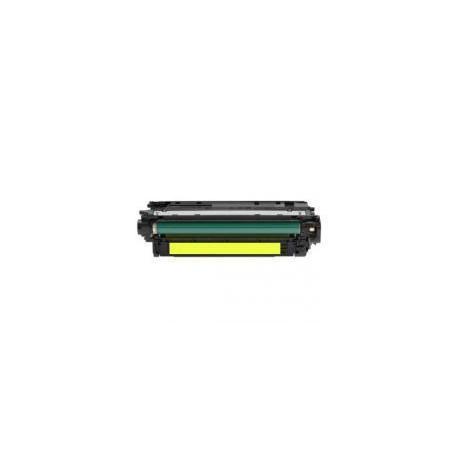 Toner Compatible HP 646A amarillo CF032A