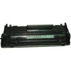Toner Compatible HP 12X negro Q2612X