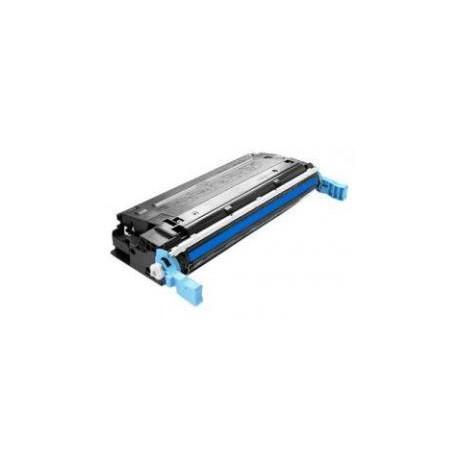 Toner Compatible HP 643A cian Q5951A
