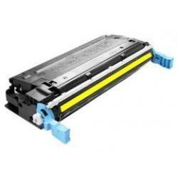Toner Compatible HP 643A amarillo Q5952A