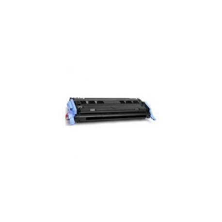 Toner Compatible HP 124A negro Q6000A