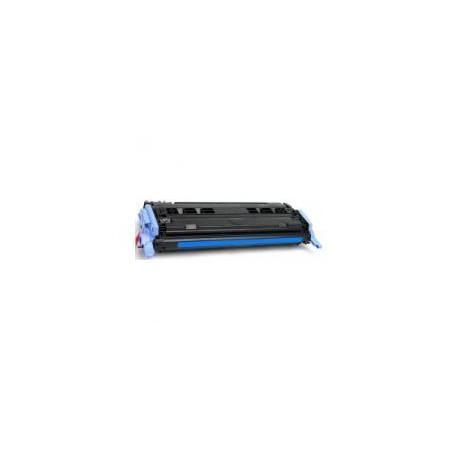 Toner Compatible HP 124A cian Q6001A