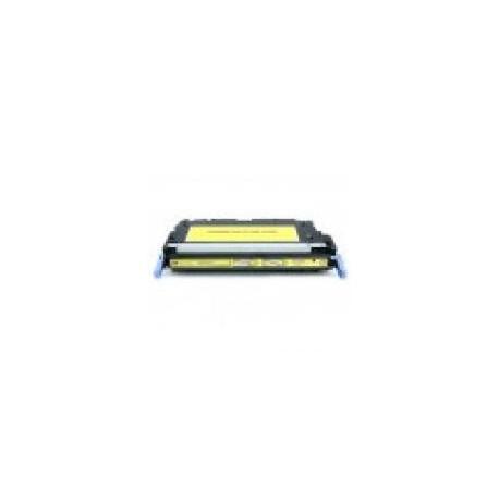 Toner Compatible HP 502A amarillo Q6472A