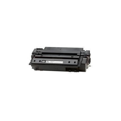 Toner Compatible HP 51X negro Q7551X
