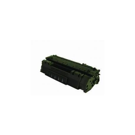 Toner Compatible HP 53A negro Q7553A