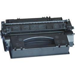 Toner Compatible HP 53X negro Q7553X