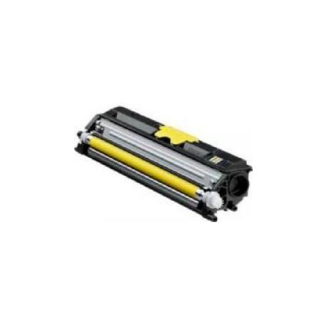 Toner Compatible KONICA MINOLTA KM1600 amarillo A0V306H