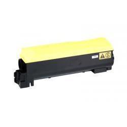 Toner Compatible KYOCERA MITA TK540 amarillo 1T02HLAEU0