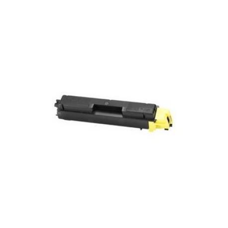 Toner Compatible KYOCERA MITA TK580 amarillo 1T02KTANL0