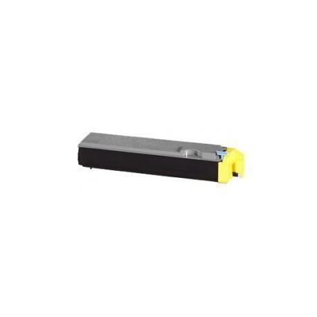 Toner Compatible KYOCERA MITA TK520 amarillo 1T02HJAEU0