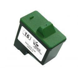 Cartucho  De Tinta Compatible LEXMARK 16 negro 10N0016E