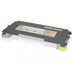 Toner Compatible LEXMARK C500 amarillo C500H2YG