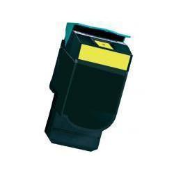 Toner Compatible LEXMARK C540N amarillo C540H1YG