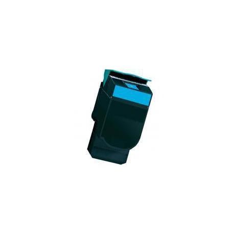 Toner Compatible LEXMARK C540N cian C540H1CG