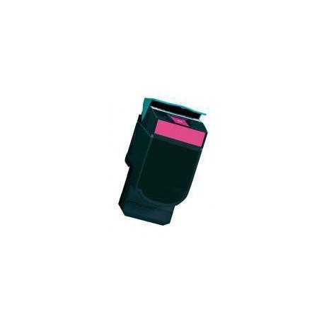 Toner Compatible LEXMARK C540N magenta C540H1MG