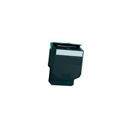 Toner Compatible LEXMARK C540N negro C540H1KG