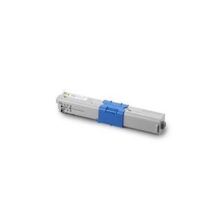 Toner Compatible OKI C510 amarillo 44469722
