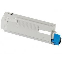 Toner Compatible OKI C5650 negro 43865708