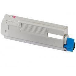 Toner Compatible OKI C5850 magenta 43865722