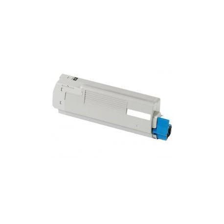 Toner Compatible OKI C5850 negro 43865724