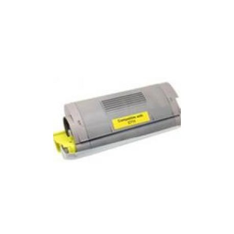 Toner Compatible OKI C710 amarillo 44318605