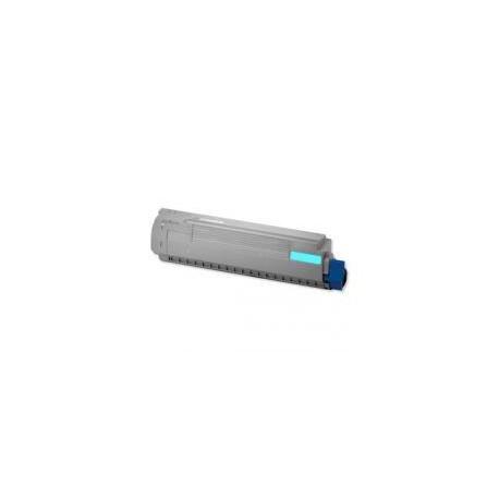 Toner Compatible OKI C810 cian 44059107