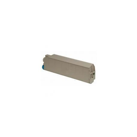 Toner Compatible OKI C9100 amarillo 41963605