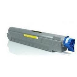 Toner Compatible OKI ES3640 amarillo 42918925