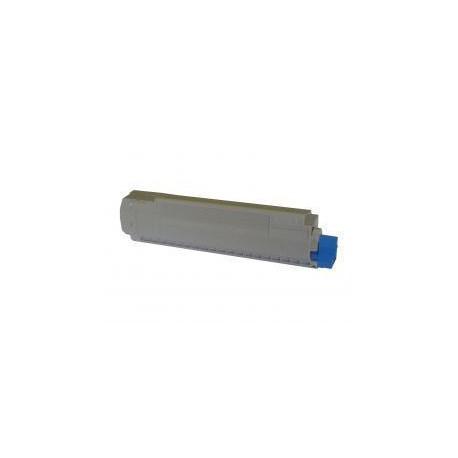 Toner Compatible OKI MC860 amarillo 44059209