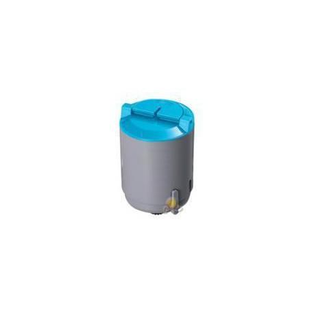 Toner Compatible SAMSUNG CLP-300 cian CLP-C300A