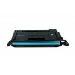 Toner Compatible SAMSUNG CLP600 amarillo CLP-Y600A