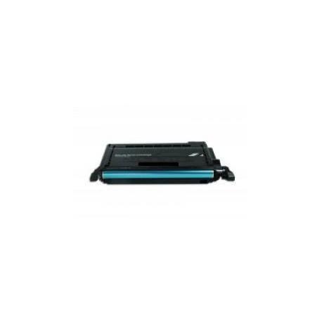 Toner Compatible SAMSUNG CLP600 cian CLP-C600A