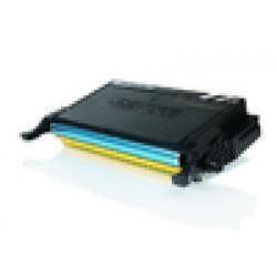 Toner Compatible SAMSUNG CLP620 amarillo CLT-Y5082L