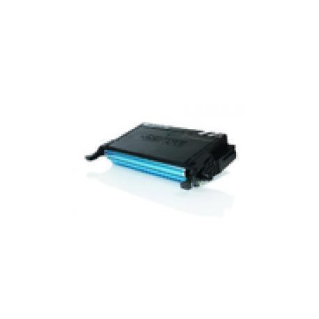 Toner Compatible SAMSUNG CLP620 cian CLT-C5082L