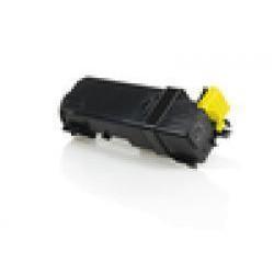 Toner Compatible XEROX 6128 amarillo 106R01454