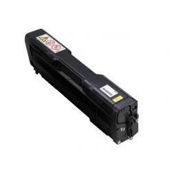 Toner Compatible RICOH SP-C221N amarillo 407643
