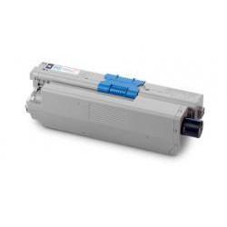 Toner Compatible OKI C301 negro 44973536